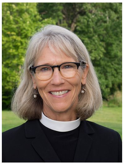 The Rev. Cathy George