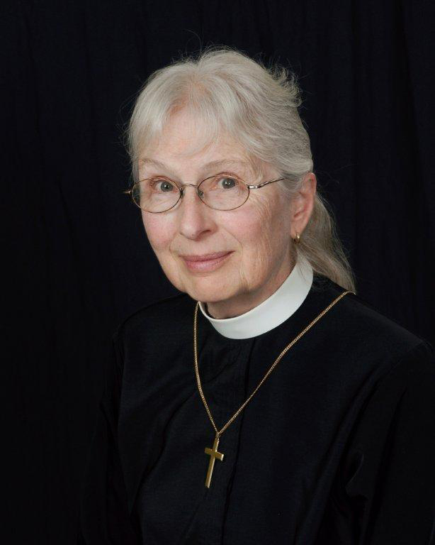 The Rev. Suzanne Harris