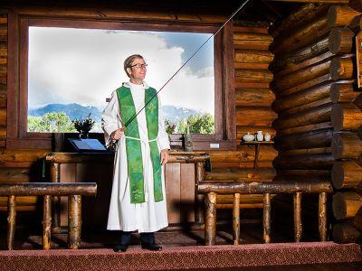 The Rev. Bert Baetz