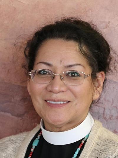 The Rev. Roxanne Friday