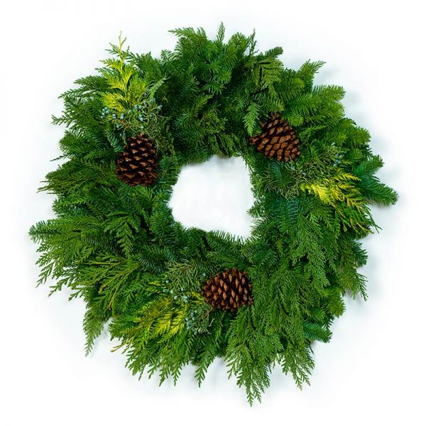 Holiday Wreath Sales