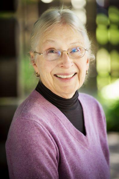 The Rev. Suzanne Harris